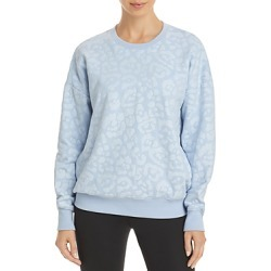 Aqua Athletic Leopard Gloss Sweatshirt - 100% Exclusive found on Bargain Bro from Bloomingdales Canada for USD $40.83