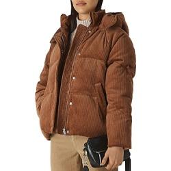 Whistles Casey Corduroy Puffer Jacket found on Bargain Bro UK from Bloomingdales UK