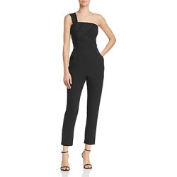 Adelyn Rae Ardia One-Shoulder Jumpsuit found on MODAPINS from Bloomingdale's Australia for USD $115.90