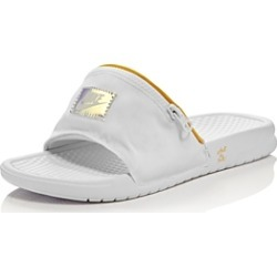 Nike Women's Benassi Fanny Pack Slide Sandals found on Bargain Bro India from bloomingdales.com for $50.00