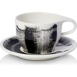 Villeroy & Boch Coffee Passion Awake Cafe Au Lait Cup & Saucer Set