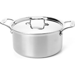 All-Clad d5 Stainless Brushed 8-Quart Stock Pot with Lid found on Bargain Bro India from Bloomingdale's Australia for $430.40