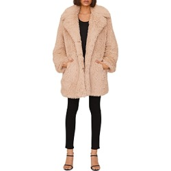 Shaci Faux Fur Coat (54% off) - Comparable value $195 found on Bargain Bro from Bloomingdales Canada for USD $72.66