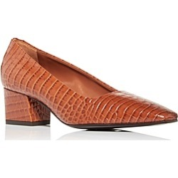 Marion Parke Women's Pierson Snake Embossed Square Toe Pumps found on MODAPINS from Bloomingdale's Australia for USD $243.73