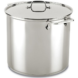 All-Clad Stainless Steel 16-Quart Stock Pot found on Bargain Bro India from Bloomingdales Canada for $208.16