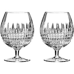 Waterford Lismore Diamond Brandy Glass, Set of 2 found on Bargain Bro India from Bloomingdales Canada for $166.20