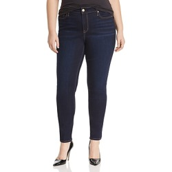 Seven7 Jeans Plus Sign Skinny Jeans in Alias