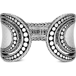 John Hardy Hammered Sterling Silver Dotted Flex Cuff Bracelet found on Bargain Bro India from Bloomingdale's Australia for $1582.38