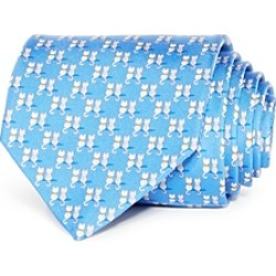 Salvatore Ferragamo Iorio Cat Classic Silk Tie found on Bargain Bro UK from Bloomingdales UK