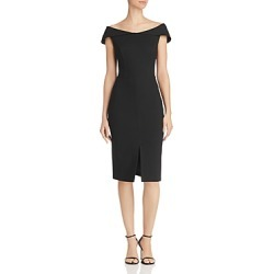 Adelyn Rae Donna Off-the-Shoulder Sheath Dress found on MODAPINS from Bloomingdale's Australia for USD $119.09