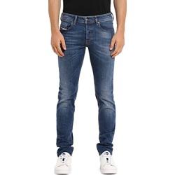Diesel Sleenker Skinny Fit Jeans in Denim found on Bargain Bro UK from Bloomingdales UK