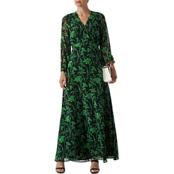 Whistles Valerie Woodland Floral Maxi Dress found on Bargain Bro UK from Bloomingdales UK