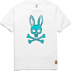 Psycho Bunny Boys' Sherwood Graphic Tee - Little Kid, Big Kid found on Bargain Bro India from bloomingdales.com for $28.00