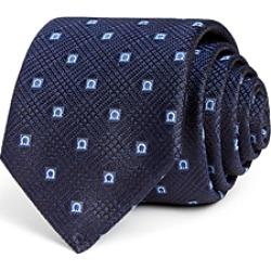 Salvatore Ferragamo Plaid Gancini Classic Silk Tie found on Bargain Bro UK from Bloomingdales UK