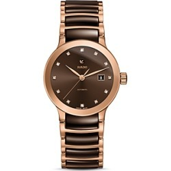 Rado Centrix Watch, 28mm found on MODAPINS from bloomingdales.com for USD $2250.00