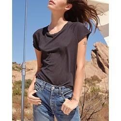 Amo Cap-Sleeve Tee found on MODAPINS from Bloomingdales UK for USD $117.56