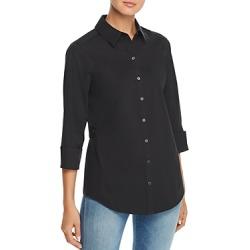 Foxcroft Marianne Non-Iron Side-Tab Shirt