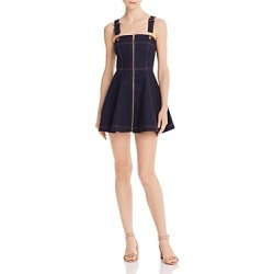 Alice McCall Azure Denim Mini Dress found on MODAPINS from Bloomingdales UK for USD $315.07