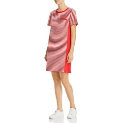 Current/Elliott The Beatnick Striped T-Shirt Dress found on MODAPINS from Bloomingdales UK for USD $177.75