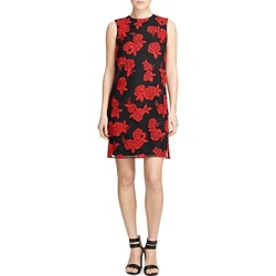 Donna Karan Embroidered Mesh Dress found on Bargain Bro India from bloomingdales.com for $76.32
