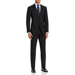 Z Zegna Travel Wool Slim Fit Suit found on MODAPINS from bloomingdales.com for USD $1395.00