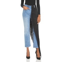 Hellessy Cy Skirted Jeans found on MODAPINS from bloomingdales.com for USD $620.00