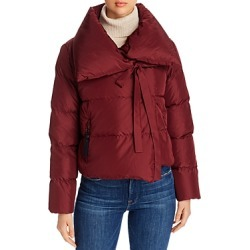 Bacon Oversized Cropped Down Coat found on MODAPINS from Bloomingdales UK for USD $291.01