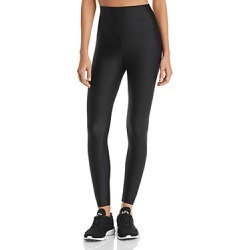 Beach Riot Shine Metallic High-Rise Leggings found on MODAPINS from bloomingdales.com for USD $88.00