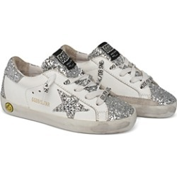 Golden Goose Deluxe Brand Unisex Super-Star Glitter Low Top Sneakers - Toddler, Little Kid found on Bargain Bro UK from Bloomingdales UK
