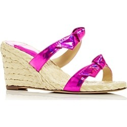 Alexandre Birman Women's Clarita Espadrille Wedge Slide Sandals found on MODAPINS from Bloomingdales UK for USD $453.96