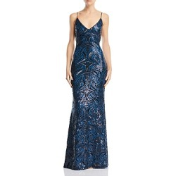 Avery G Open-Back Sequined Gown found on Bargain Bro Philippines from Bloomingdale's Australia for $236.94
