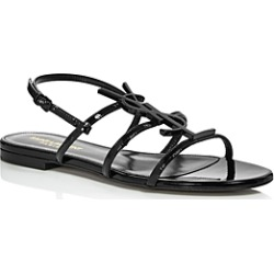 Saint Laurent Women's Cassandra Logo Sandals found on Bargain Bro Philippines from Bloomingdale's Australia for $841.46