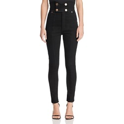 Alice McCall Jadore High Rise Skinny Jeans in Black found on MODAPINS from Bloomingdale's Australia for USD $264.00