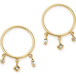 Zoe Chicco 14K Yellow Gold Diamond Charm Medium Circle Drop Earrings found on Bargain Bro India from Bloomingdales Canada for $833.88