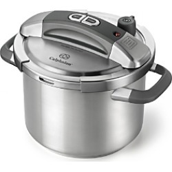 Calphalon 6-Quart Stainless Steel Pressure Cooker found on Bargain Bro India from Bloomingdale's Australia for $220.16