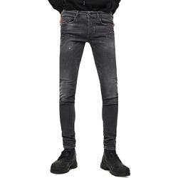 Diesel Sleenker-x Slim Fit Jeans in Black/Denim found on Bargain Bro India from Bloomingdale's Australia for $241.33