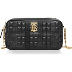 Burberry Quilted Lambskin Camera Bag found on Bargain Bro India from bloomingdales.com for $1090.00