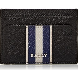 Bally Bhar Leather Card Case found on Bargain Bro Philippines from Bloomingdales Canada for $205.39