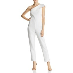 Adrianna Papell One-Shoulder Jumpsuit found on Bargain Bro India from Bloomingdales Canada for $109.30