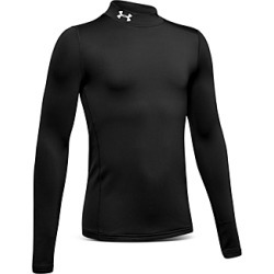 Under Armour Boys' ColdGear Mock Neck Top - Big Kid found on Bargain Bro India from bloomingdales.com for $28.00