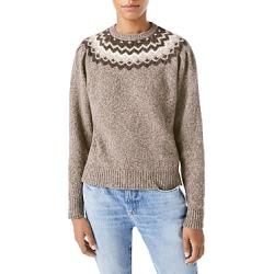 Frame Fair Isle Sweater