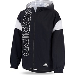 Adidas Boys' Crinkle Hooded Jacket - Big Kid found on Bargain Bro India from bloomingdales.com for $50.00