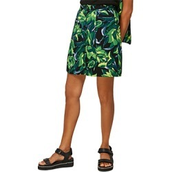Whistles Tulip Print Button Front Skirt found on Bargain Bro from Bloomingdales Canada for USD $63.75