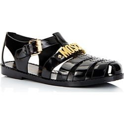 Moschino Women's Jelly Logo Sandals found on Bargain Bro Philippines from Bloomingdale's Australia for $227.56