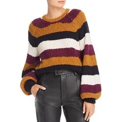 Joie Izzie Striped Sweater