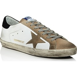 Golden Goose Deluxe Brand Unisex Superstar Leather & Suede Sneakers - 100% Exclusive found on Bargain Bro UK from Bloomingdales UK