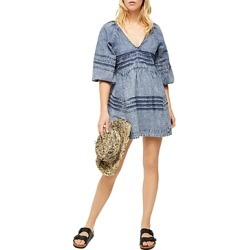 Free People Sweet Surrender Mini Dress found on MODAPINS from bloomingdales.com for USD $41.33