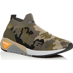 Diesel Men's S-kb Athletic Camo Knit Sneakers found on Bargain Bro UK from Bloomingdales UK