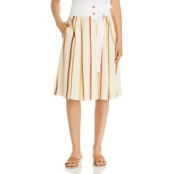 Tory Burch Striped Drop-Waist Skirt found on MODAPINS from Bloomingdales UK for USD $315.29