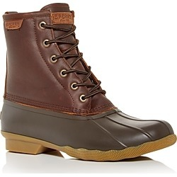 Sperry Men's Saltwater Duck Boots found on Bargain Bro from bloomingdales.com for USD $79.04
